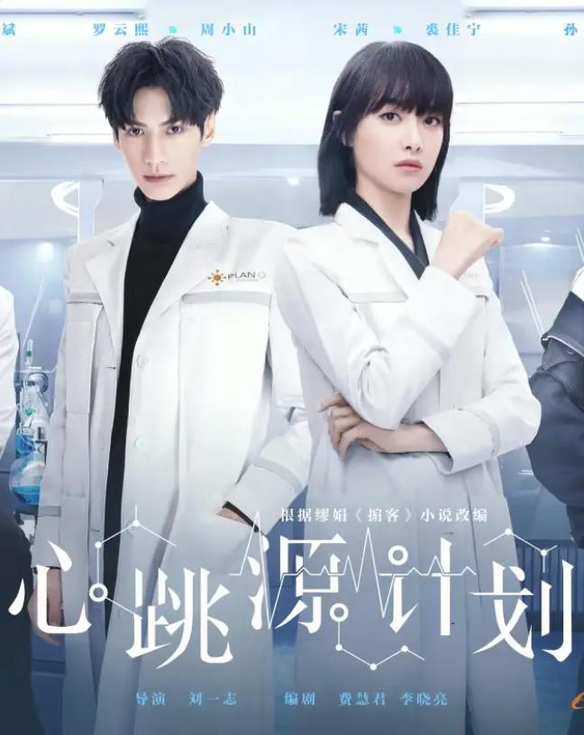 宋茜、罗云熙《心跳源计划》收视惨淡